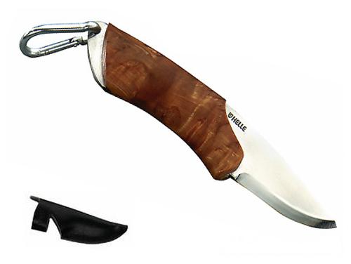 helle hunter messer masurische birke lederscheide lrp jagdmesser wikinger knife ebay. Black Bedroom Furniture Sets. Home Design Ideas